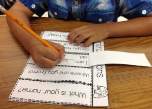 What to teach your ELL's During the First Week of School