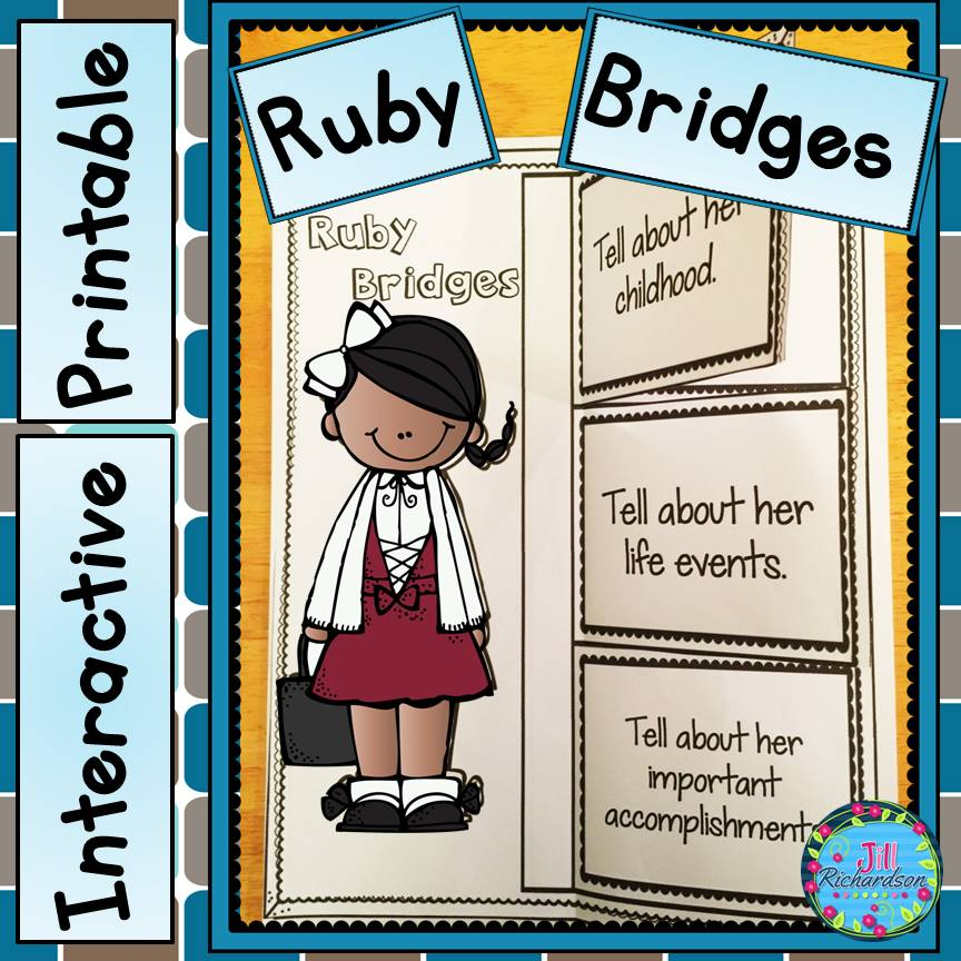 Ruby Bridges Writing