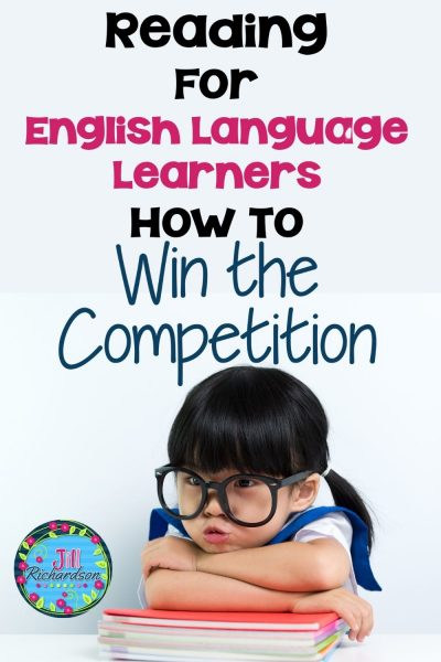 Reading For English Language Learners